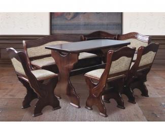 Кухонный уголок Саша-08 - Мебельная фабрика «Алина-мебель»