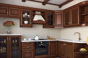 Классическая итальянская кухня Тициано - Мебельная фабрика «Кухни МЕСТО»
