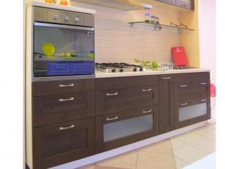 Кухонный гарнитур прямой 48 - Мебельная фабрика «Л-мебель»