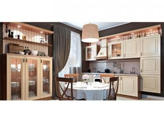Элегантная кухня Елена  - Мебельная фабрика «Кухни Медынь»