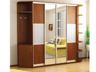 Шкаф-купе Аристократ-12 - Мебельная фабрика «МебельШик»