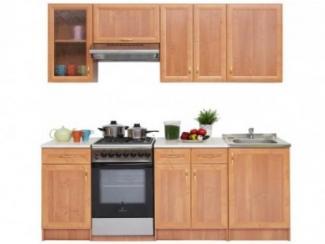 Кухонный гарнитур прямой 1 - Мебельная фабрика «Балтика мебель»