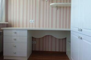 Офисный стол 11 - Мебельная фабрика «Орвис»