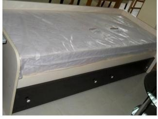 Кровать подростковая  - Мебельная фабрика «Орвис»