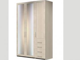 Шкаф 3-х дверный - Мебельная фабрика «Московский мебельный альянс»