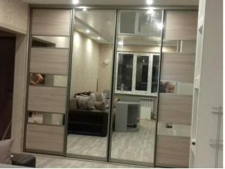 Большой шкаф-купе  - Мебельная фабрика «IDEA»