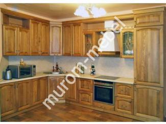 Кухонный гарнитур угловой Стелла - Мебельная фабрика «Муром-мебель»
