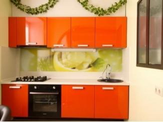 Оранжевая кухня  - Мебельная фабрика «Найди»
