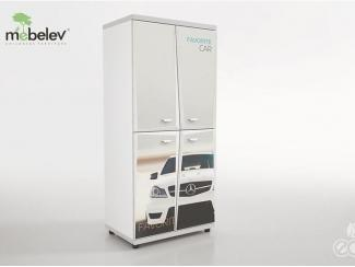 Шкаф Z 7 для детской с фотопечатью - Мебельная фабрика «МебеЛев», г. Набережные Челны