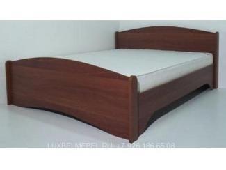 Простая кровать 1486 - Мебельная фабрика «ЛюксБелМебель»