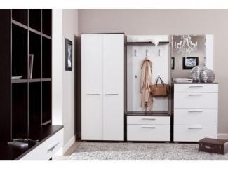Прихожая Комфорт 01 - Мебельная фабрика «Лира»