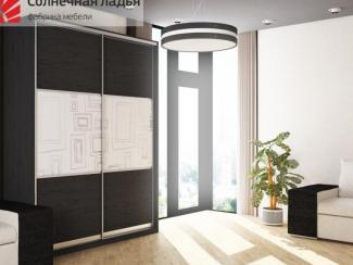 Шкаф - купе для гостиной 4 - Мебельная фабрика «Солнечная ладья»