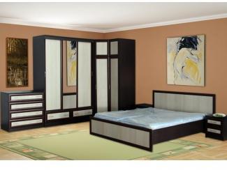 Спальня 5 - Мебельная фабрика «Гранит»