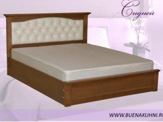 Высокая кровать Сидней - Мебельная фабрика «Buena»
