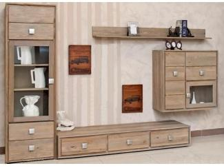 Деревянная мебель для гостиной TEMP - Мебельная фабрика «Домашняя мебель»