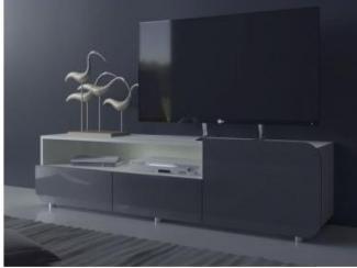 Тумба ТВ ЛюксЛайн 8 - Мебельная фабрика «Мебельком»