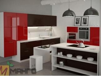 Вместительная кухня Джулия - Мебельная фабрика «Манго»