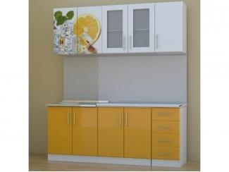Прямой кухонный гарнитур  - Мебельная фабрика «Авалон»