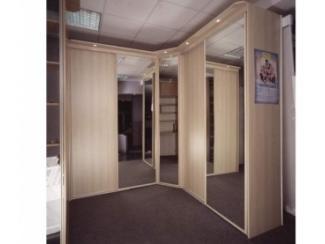 Угловой шкаф-купе  - Мебельная фабрика «Беранд»