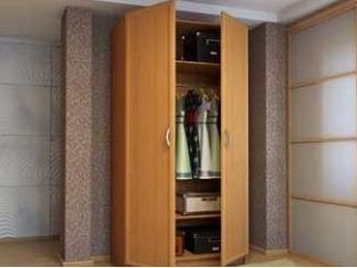 Шкаф распашной 0600-03 - Мебельная фабрика «Орион»