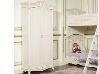 ШКАФ 2-ДВЕРНЫЙ AFINA БЕЛ - Импортёр мебели «AP home»