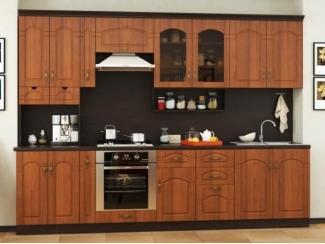 Большая прямая кухня Готика - Мебельная фабрика «РОСТ»