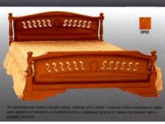 Кровать Уют М - Мебельная фабрика «Мебельная Сказка»