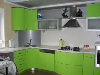Кухонный гарнитур угловой Тито - Мебельная фабрика «Градиент-мебель»
