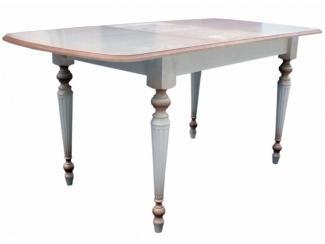 Стол Виконт 2 с точеной ножкой - Мебельная фабрика «Настоящая Мебель»