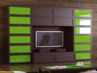 Гостиная стенка 33 - Мебельная фабрика «ДСП-России»