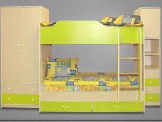 Детская Юлия 2 - Мебельная фабрика «Нильс»