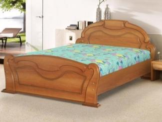 Кровать МДФ МК 12 - Мебельная фабрика «Уютный Дом»