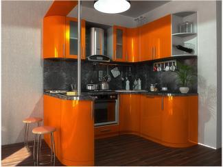 Кухня угловая Лаура пластик - Мебельная фабрика «Вариант М»