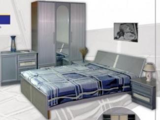 Спальный гарнитур Аврора - Мебельная фабрика «Веста»