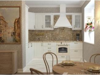 Кухня Верона МДФ Белый луг