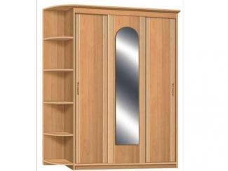 Шкаф-купе 3 ЛДСП - Мебельная фабрика «Гамма-мебель»