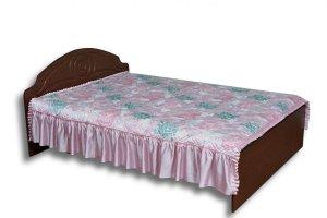 Кровать двойная софа МДФ - Мебельная фабрика «ЛТиК»