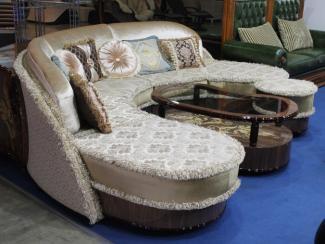 Мебельная выставка Москва: диван угловой - Мебельная фабрика «Максик», г. Калининград