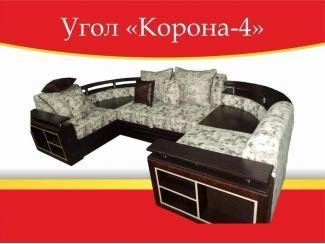 Угловой диван Корона-4 - Мебельная фабрика «Корона»