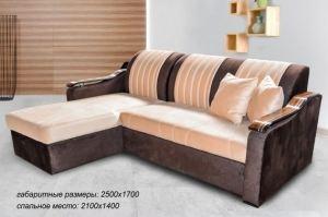 Угловой диван Техас - Мебельная фабрика «Magnat»