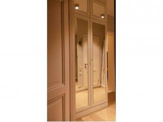 Распашной шкаф с подсветкой  - Мебельная фабрика «Передовые технологии дизайна»