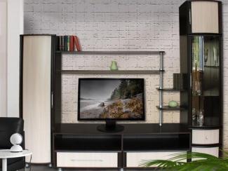 Гостиная стенка Соната-Т 1 - Мебельная фабрика «Кошелев и К»