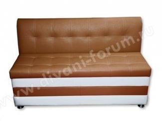 Прямой диван на кухню Форум 5М - Мебельная фабрика «Форум»