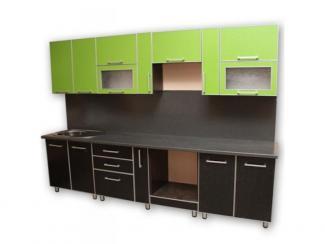 Кухня в алюминиевом профиле - Мебельная фабрика «Мебель эконом»