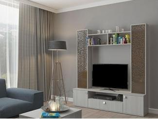 Горка в гостиную Г-16 - Мебельная фабрика «Ваша мебель»
