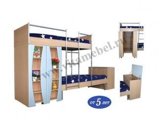Детская Орион МДФ - Мебельная фабрика «Вита-мебель», г. Кузнецк