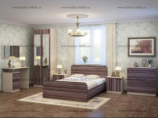 Спальня Элеонора-4 - Мебельная фабрика «МЭК»