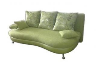 Зеленый диван Лидер  - Мебельная фабрика «МакаровЪ»