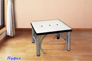 Пуфик - Мебельная фабрика «Колибри»