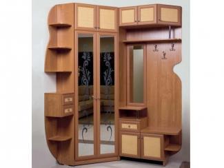 Прихожая угловая Модель 329 - Мебельная фабрика «Паганель»